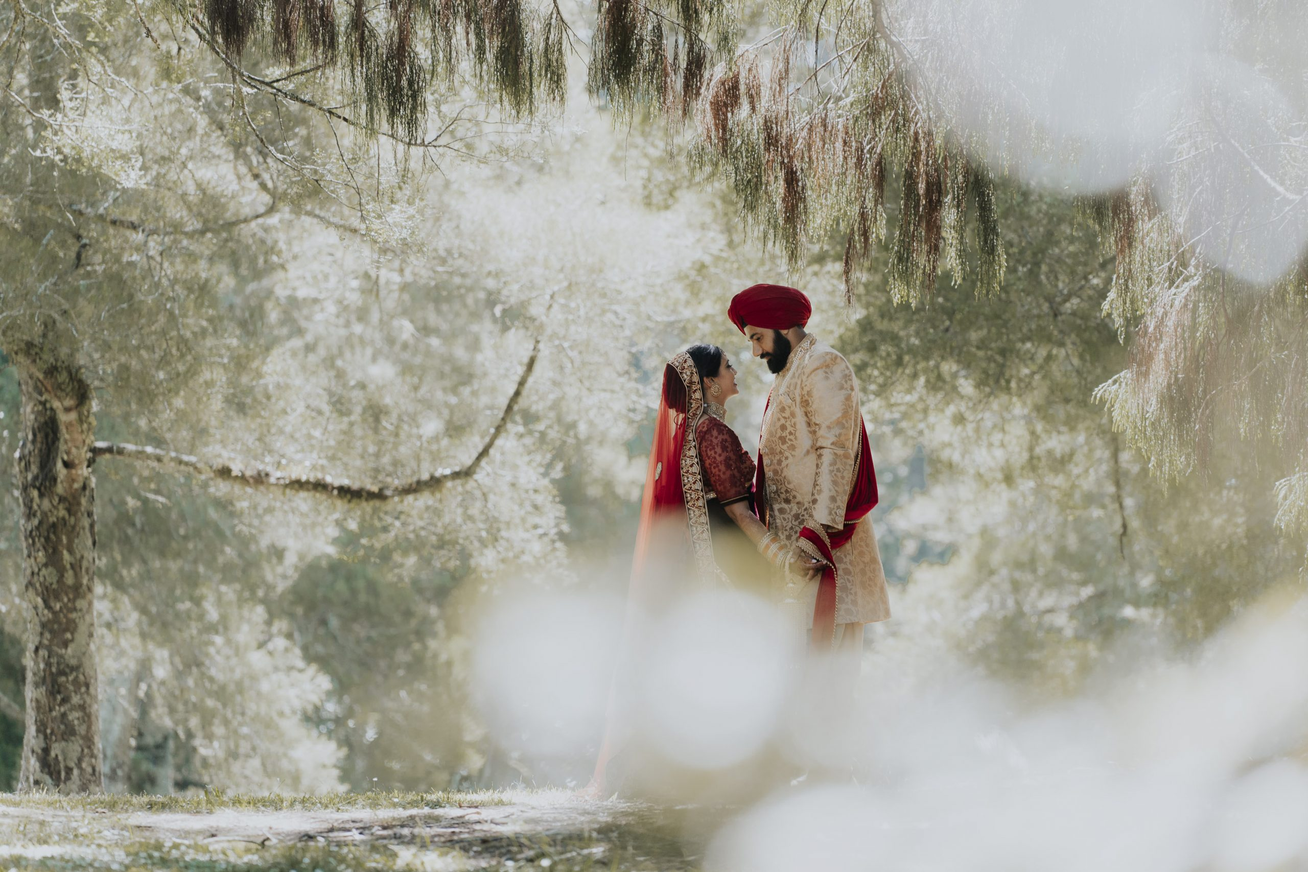 Auckland wedding photography of an indian groom and sri lankan bride by photographer Binh Trinh